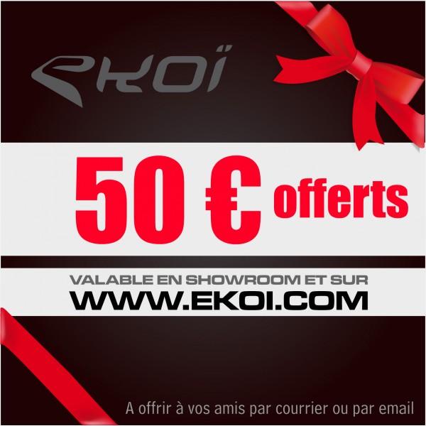GESCHENKGUTSCHEINE 50 euros