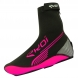 COUVRE CHAUSSURES EKOI COMPETITION7 FLUO ROSE