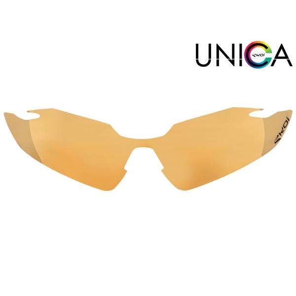 UNICA KAT-1 Gläser Orange