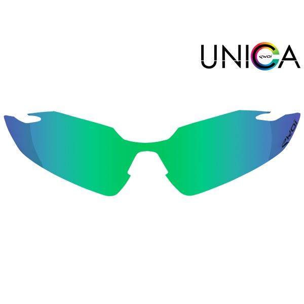 Szkło UNICA KAT. - 3 zielone