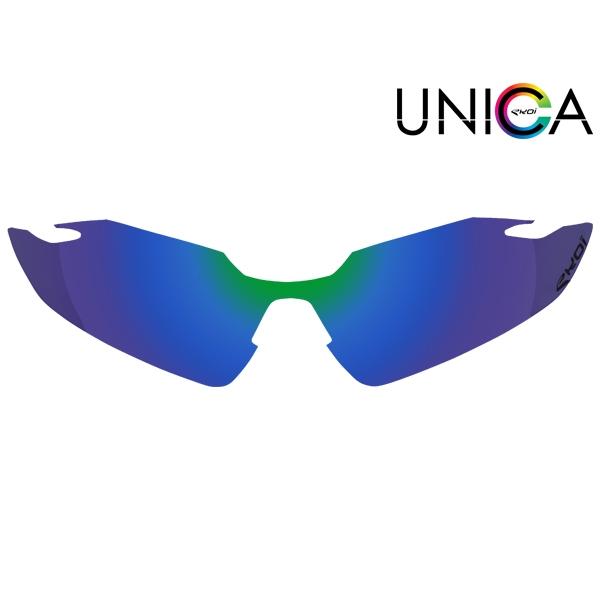 UNICA KAT-3 Gläser Blau