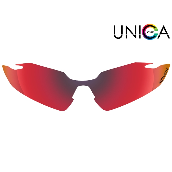 UNICA KAT-3 Gläser Rot