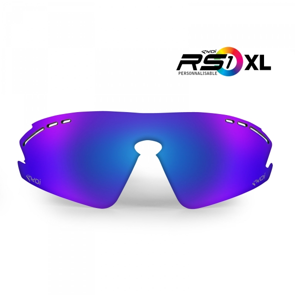RS1 EKOI XL REVO BLUE LENS
