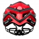 Casque EKOI CORSA LIGHT Noir Rouge