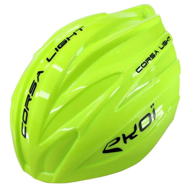 REMOVABLE SHELL CORSA LIGHT NEON YELLOW