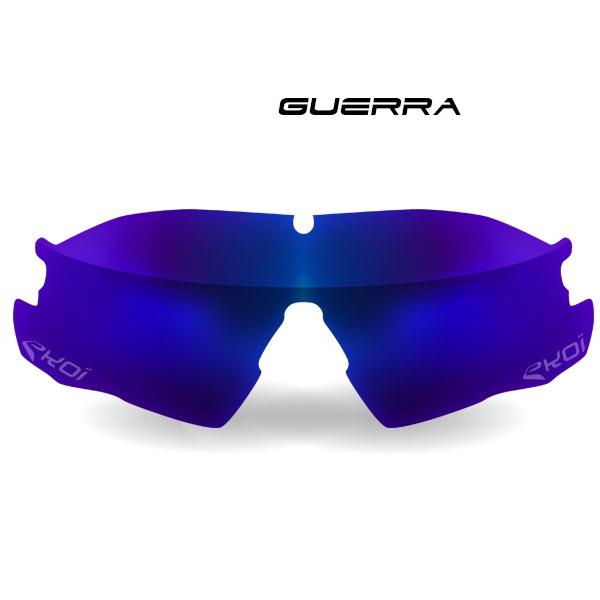 GUERRA LENS CAT-3 BLUE