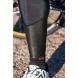 EKOI Elegance black chrome GEL bib tights