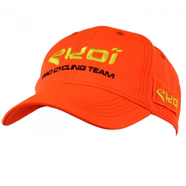 PODIUM CAP EKOI 2016 Neon Orange