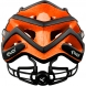 Helm EKOI CORSA LIGHT Schwarz Orange