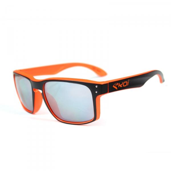 Sonnenbrille EKOI Lifestyle Schwarz Orange