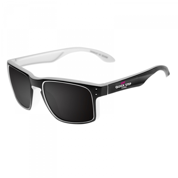 EKOI lifestyle black & white Quickstep sunglasses (complete)