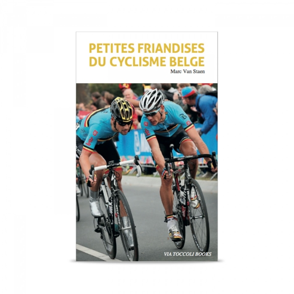 The book of small snippets of Belgian cycling stories