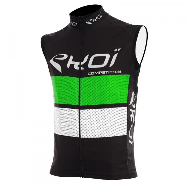 Wiatrówka EKOI COMP10 Czarno - zielono - biała
