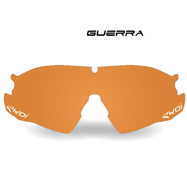 Verre GUERRA Orange Cat-1