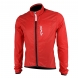 Windvest EKOI Rain Stop Pocket Rood