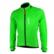 Windvest EKOI Rain Stop Pocket Groen fluo