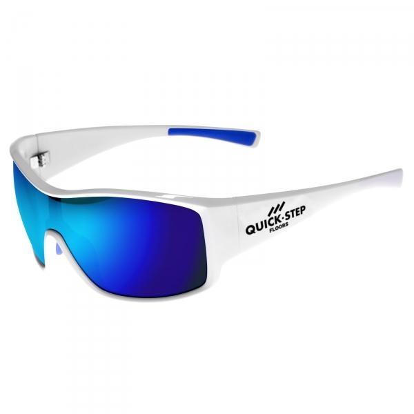 Białe okulary EKOI SPACE Quickstep