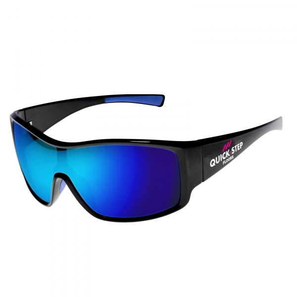 EKOI SPACE black Quickstep sunglasses