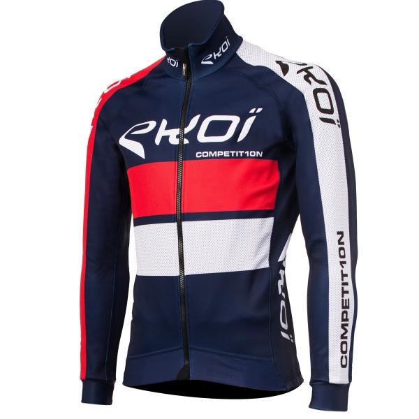 EKOI COMP10 French blue thermal winter jacket