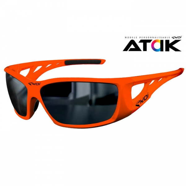 Atak EKOI LTD Orange Verspiegelt