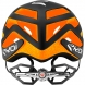 Casque EKOI CORSA EVO Noir Mat Orange