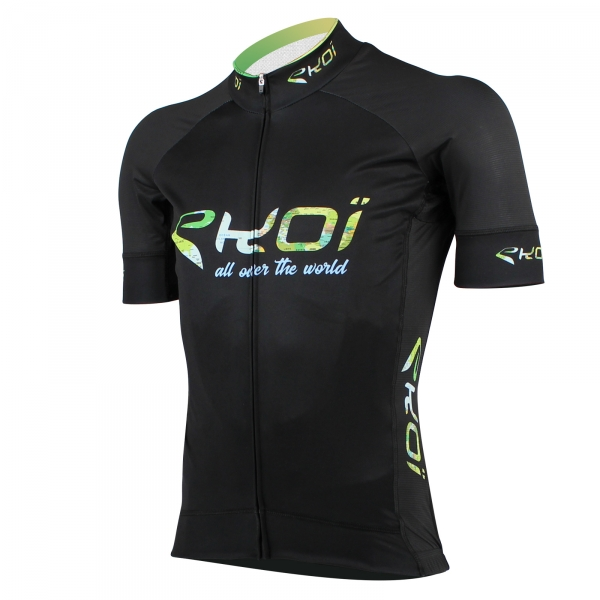 EKOI All Over The World short sleeve jersey