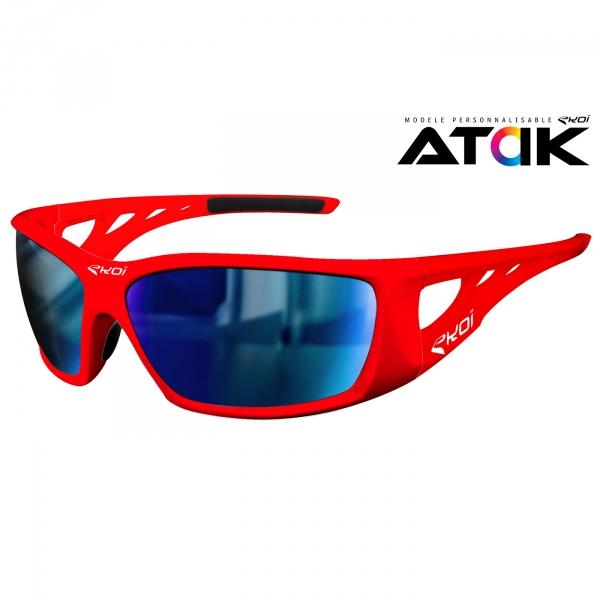 Atak EKOI LTD Rouge Revo Bleu