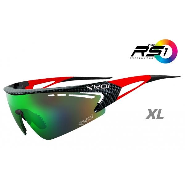 RS1 EKOI LTD Carbon Rood XL Revo Groen