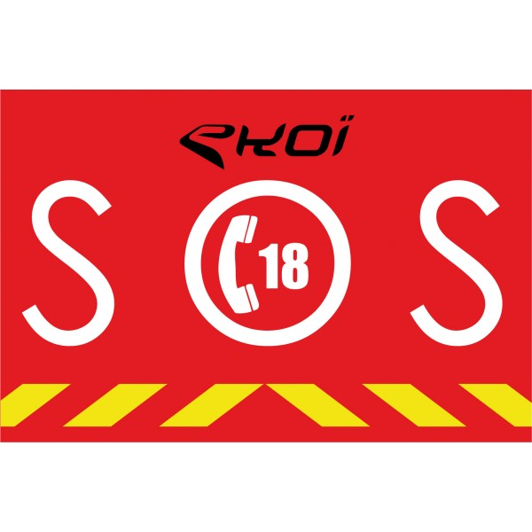 EKOI SOS CARD