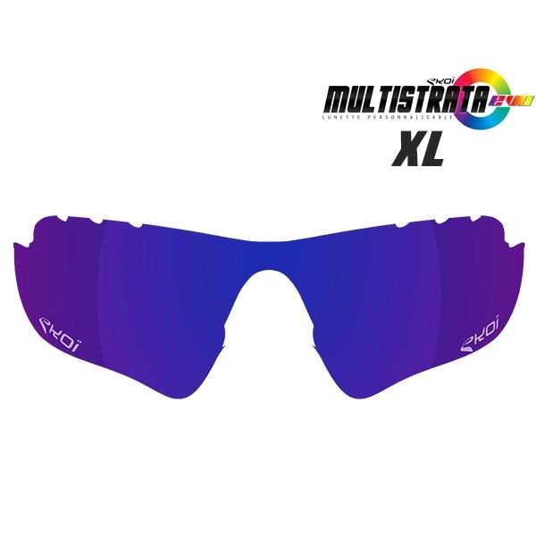 GLAS MULTISTRATA XL SOLAIRE REVO BLAU