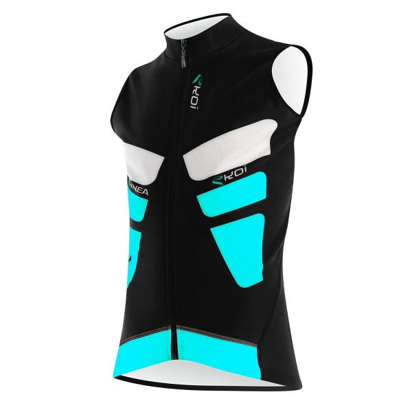 WINTER VEST EKOI PERFOLINEA 2015 BLUE/BLACK