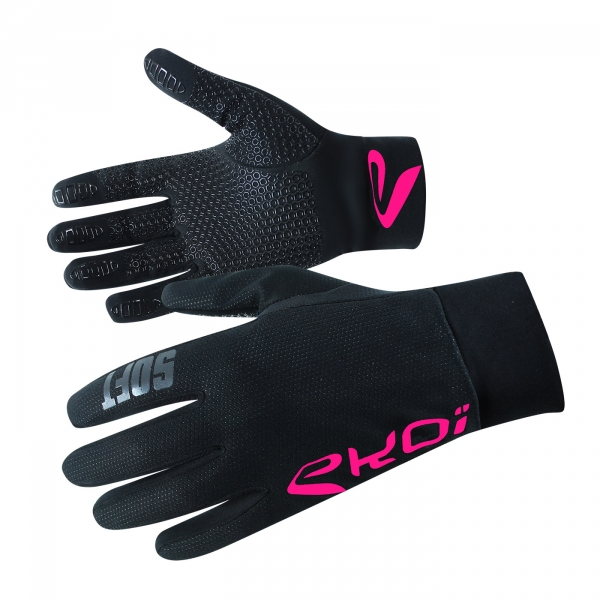 GANTS EKOI SOFT COMPETITION7 FLUO ROSE