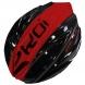 Afneembare schaal EKCEL EVO2 Zwart rood