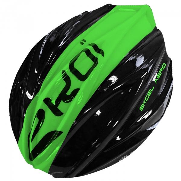 Zdejmowana obudowa EKCEL EVO2 Czarno zielona