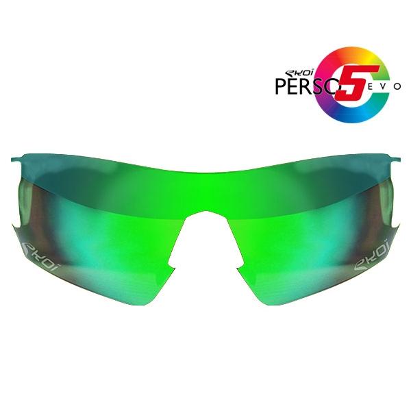 Glazen PersoEvo5 Revo groen