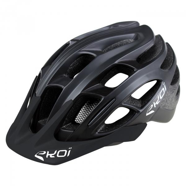 EKOI MTB 2016 matt black helmet