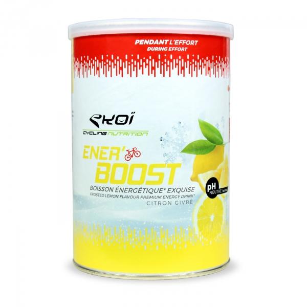 Ener'Boost Zitronensorbet
