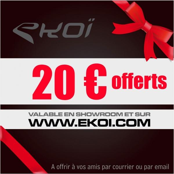 20 euros GIFT VOUCHER