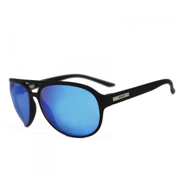 Czarne okulary EKOI ROAD FASHION Quickstep