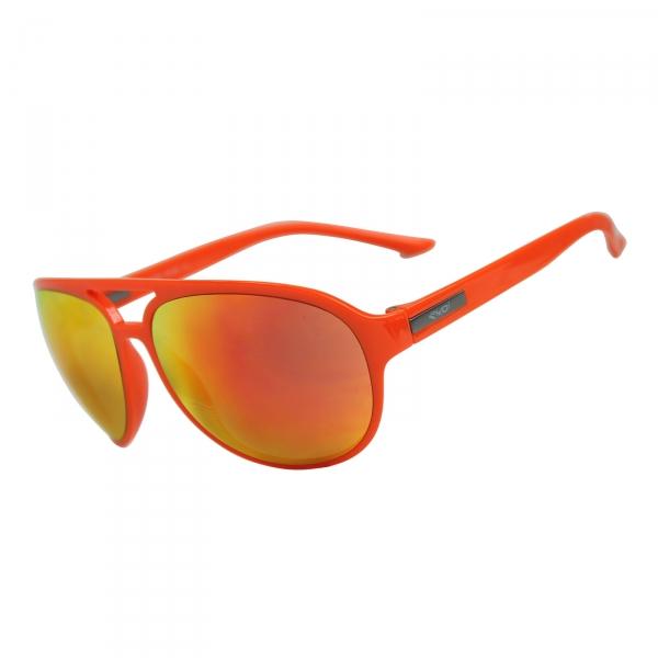 Sonnenbrille EKOI ROAD FASHION Schwarz Orange