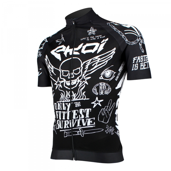 EKOI Lobos limited edition short sleeve jersey