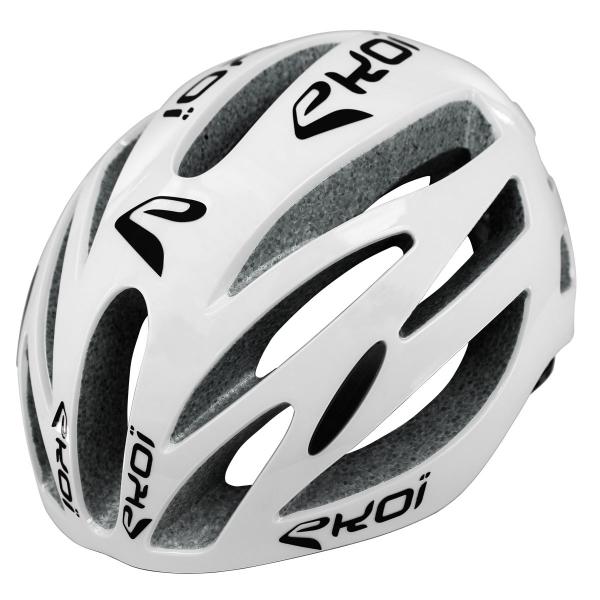 EKOI CORSA EVO White / Black helmet