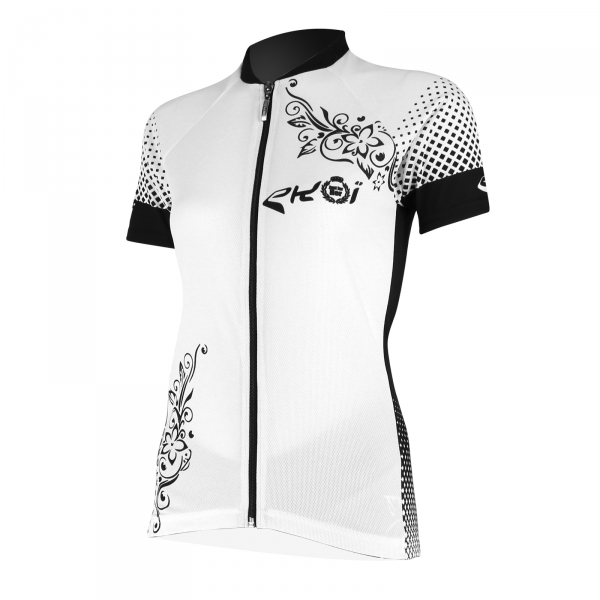 EKOI JUST FOR HER 2017 ladies white short sleeve jersey