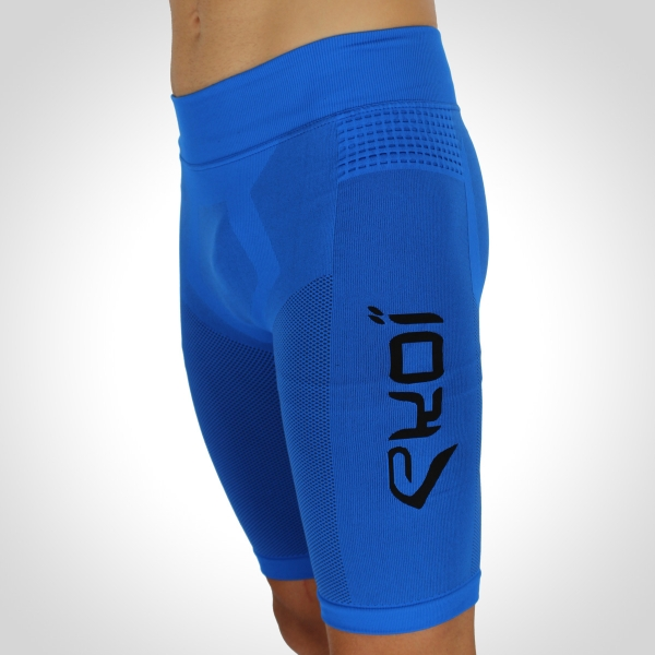 Short EKOI RUN Kurz Blau