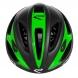 Kask EKOI AR13 Czarny matowy/Zielony fluo