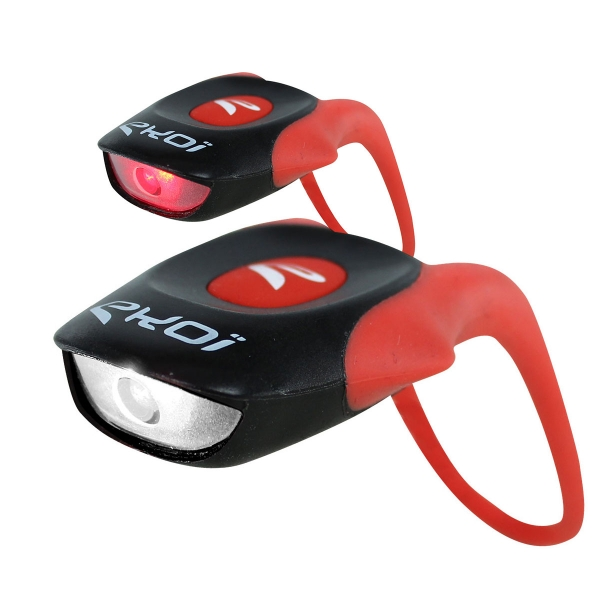 EKOI LED Micro front and back light pack