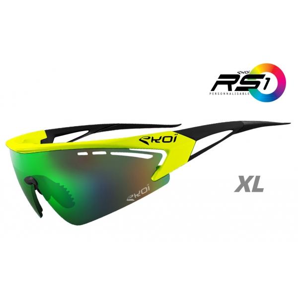 RS1 EKOI LTD Jaune Noir XL Revo Vert