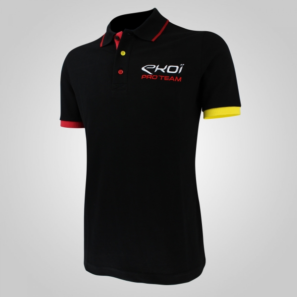 EKOI Club Belgium men's polo