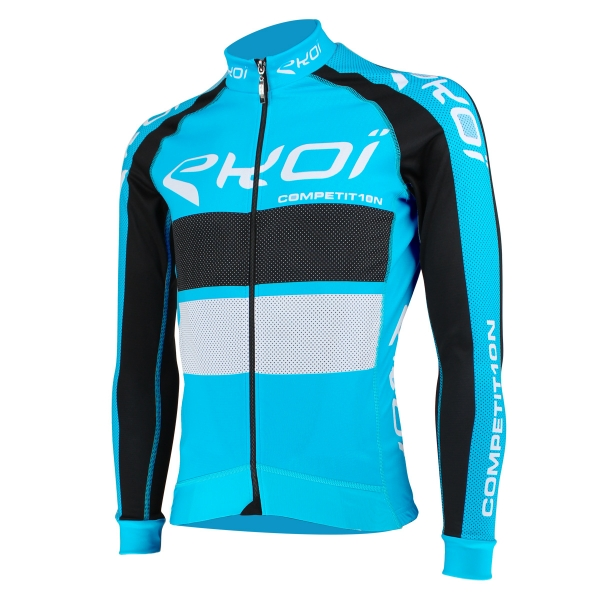 Winter shirt EKOI COMP10 Blauw
