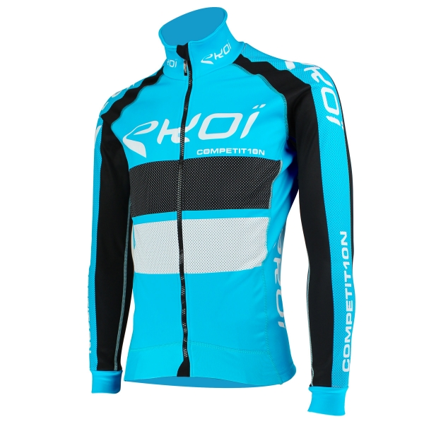 Veste thermique hiver EKOI COMP10 Bleu